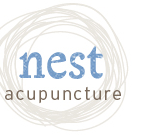Nest Acupuncture Mobile Logo